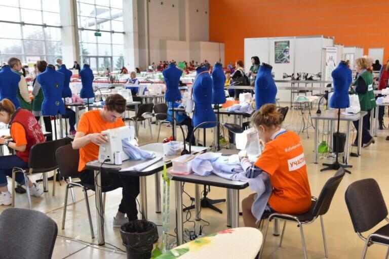 15 субъектов РФ проведут региональные чемпионаты «Абилимпикс» в апреле